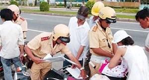 Quy định về các biểu mẫu sử dụng để xử phạt vi phạm hành chính