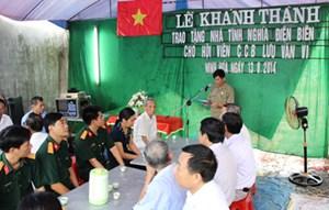 Quỹ 'Vì hội viên CCB nghèo' huyện Hoa Lư: Việc làm nhỏ, ý nghĩa lớn