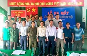 Ra mắt Câu lạc bộ 'Nông dân với pháp luật' tại Gia Lai