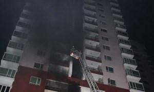 Rà soát an toàn phòng cháy chữa cháy toàn bộ chung cư tại Đà Lạt