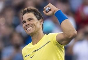 Rafael Nadal và Roger Federer khởi đầu hoàn hảo tại Rogers Cup
