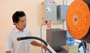 Robot đánh trống trường đầu tiên tại Việt Nam