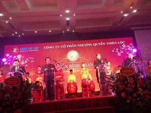 Rút giấy phép công ty đa cấp Nhượng quyền Thiên Lộc