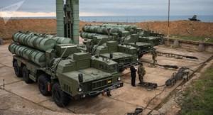 'S-400 mua của Nga không chỉ bảo vệ Thổ Nhĩ Kỳ mà còn EU và NATO'