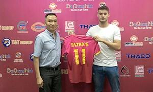 Sài Gòn FC ký hợp đồng với cựu tiền đạo U23 Brazil