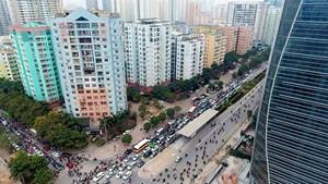 Sai quy hoạch dẫn đến quá tải hạ tầng đô thị