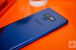 Samsung Galaxy Note 9 giúp nhận diện khiếm khuyết khi chụp ảnh
