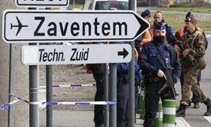 Sân bay Brussels bị đánh bom mở cửa trở lại