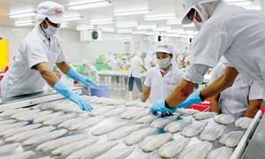 Sản xuất và xuất khẩu thủy sản tăng trưởng khá