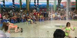 Vụ vũ công nhảy phản cảm: Công viên nước Đầm Sen giải trình và xin lỗi khán giả