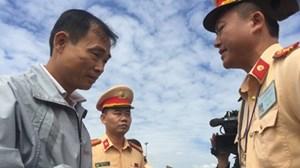 Sẽ lập danh sách công an, nhà báo 'can thiệp' xin-cho vi phạm giao thông