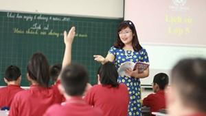 Số hóa dữ liệu về giáo viên: Góp phần điều chỉnh chỉ tiêu ngành sư phạm