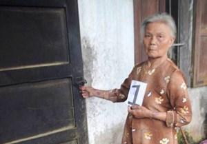 'Siêu trộm'70 tuổi cạy cửa nhà dân ăn cắp vàng