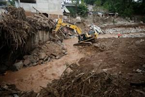 Số người thiệt mạng trong thảm họa lở đất ở Colombia tăng mạnh