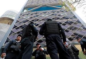 Sơ tán hàng nghìn người tại thủ đô Mexico do đe dọa đánh bom