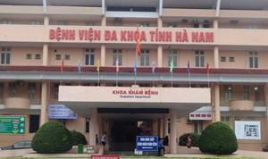 Sở Y tế và Bệnh viện đa khoa tỉnh Hà Nam: Sai sót trong đấu thầu, mua sắm thuốc, vật tư y tế