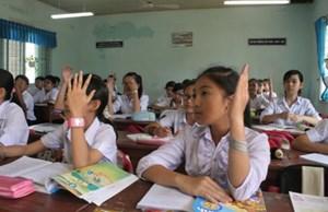 Sóc Trăng: Tuyển chọn học sinh lớp 6, lớp 10 thí điểm theo Đề án Ngoại ngữ quốc gia