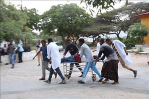 Hàng chục người thương vong trong vụ tấn công ở Somalia