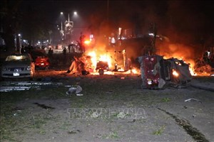 Somalia: Đấu súng dữ dội sau vụ đánh bom xe