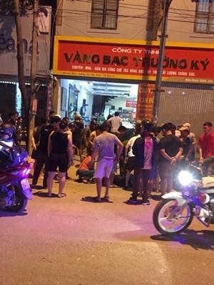 Sơn La: Bắt 3 đối tượng cướp tiệm vàng trong đêm