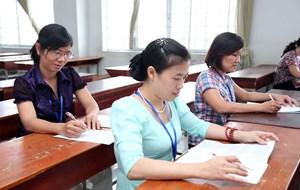 Sơn La: Lưu ý chọn giáo viên tham gia coi, chấm thi THPT quốc gia