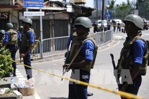 Sri Lanka: Cảnh sát bắt giữ nghi can người Syria