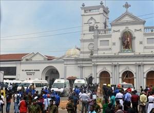 Sri Lanka: Nhà thờ Công giáo bị đánh bom mở cửa trở lại