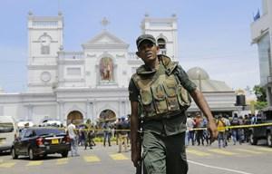 Sri Lanka trao quyền đặc biệt cho quân đội sau các vụ khủng bố