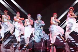 S.T dẫn đầu với số điểm cao nhất đêm thi chủ đề World music