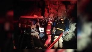 Tai nạn xe buýt thảm khốc ở Peru, ít nhất 19 người thiệt mạng