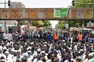 Sudan: TMC nối lại đàm phán với phe biểu tình