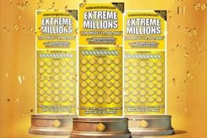 Suýt vứt vé số một triệu USD vì tưởng không trúng