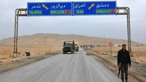 Syria thúc đẩy mở lại cửa khẩu biên giới với các nước láng giềng