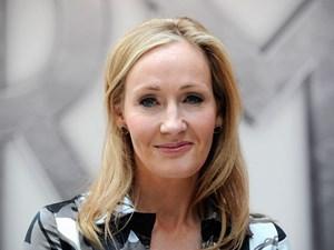 Tác giả 'Harry Potter' là nhà văn kiếm nhiều tiền nhất thế giới
