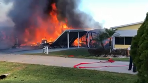 Tai nạn máy bay trực thăng tại Florida, 2 người thiệt mạng