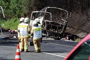Tai nạn thảm khốc ở Đức, 18 người mất tích