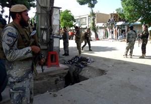 Taliban tấn công căn cứ quân sự Afghanistan, 10 binh sĩ thiệt mạng