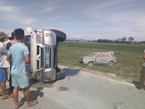 Tạm giữ Giám đốc cty vệ sĩ gây tai nạn với xe CSGT