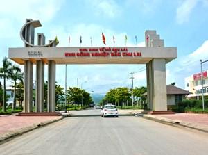 Tầm quan trọng của việc điều chỉnh Khu Kinh tế mở Chu Lai