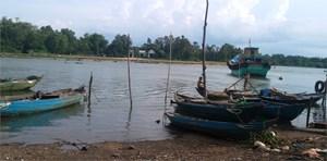 Tắm sông, một học sinh chết đuối thương tâm