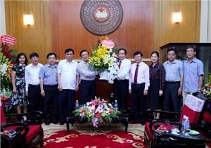 Tân Chủ tịch Trần Thanh Mẫn: Tăng cường phối hợp vì nhiệm vụ chung