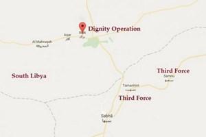 Tấn công quân sự tại Libya làm ít nhất 60 người thiệt mạng