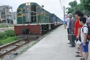 Tăng cường an toàn giao thông đường sắt