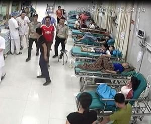 Tăng cường bảo đảm an ninh, trật tự tại bệnh viện