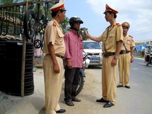 Tăng cường các biện pháp đảm bảo trật tự, an toàn giao thông những tháng cuối năm 2016
