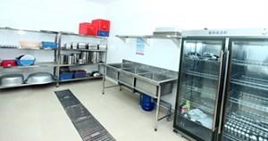 Tăng cường kiểm tra bếp ăn tại các trường mầm non