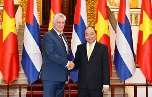 Tăng gấp đôi kim ngạch thương mại Việt Nam-Cuba trong 4 năm tới