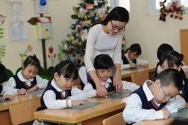 Từ 1/7, lương giáo viên tăng tối đa  thêm 800.000 đồng/tháng