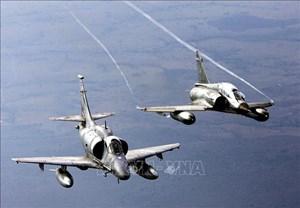 Tập trận không quân đa quốc gia tại Brazil