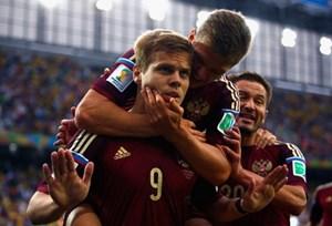 Tất cả các cầu thủ đội tuyển Nga dự World Cup 2014 bị điều tra